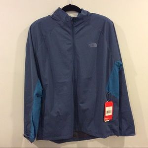 New The North Face Mens Isolite Jacket Shady Blue